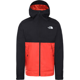 The North Face Millerton Chaqueta Hombre, flare/TNF black